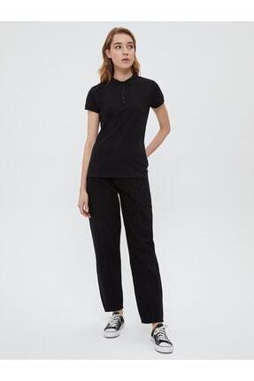 Loft Kadın Siyah Pantolon 2025695