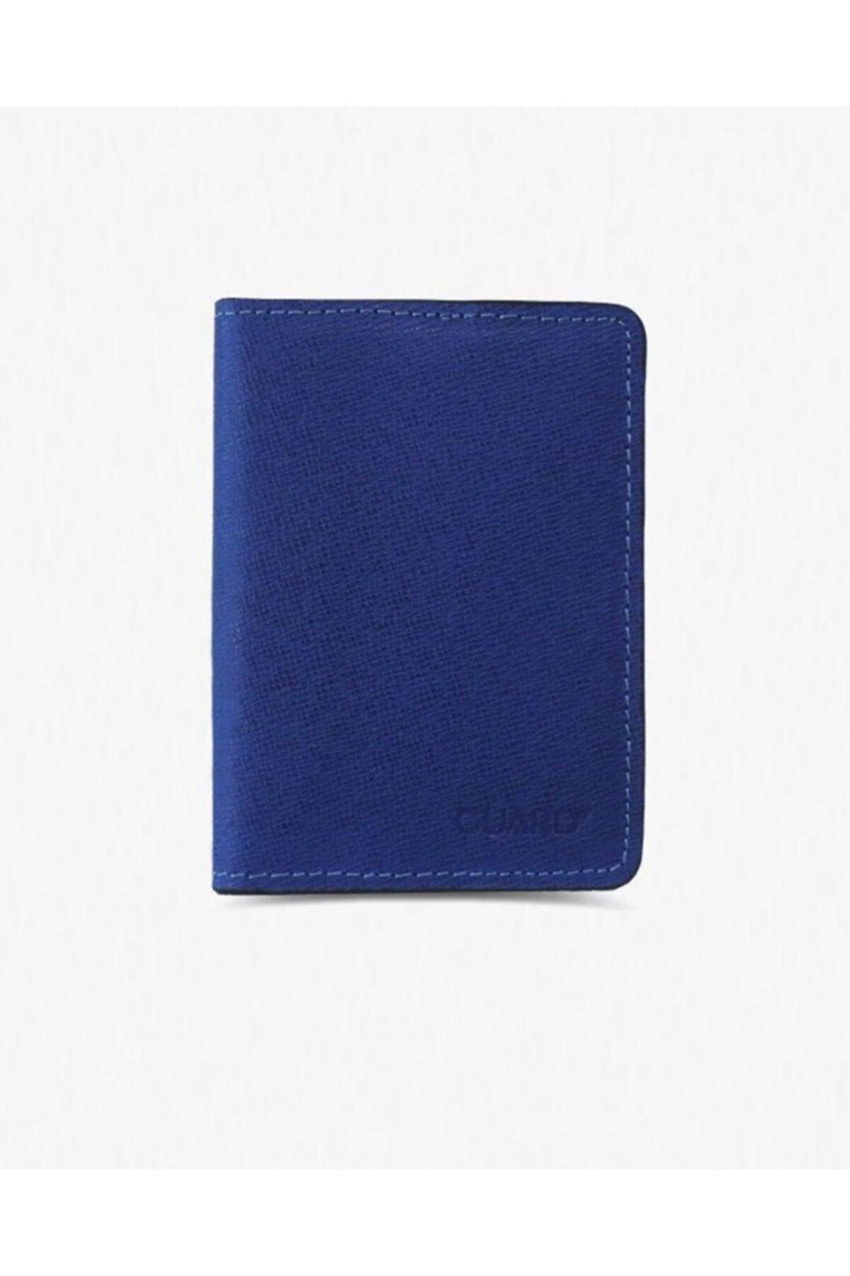 GUARD Mavi Deri Kartlık 1