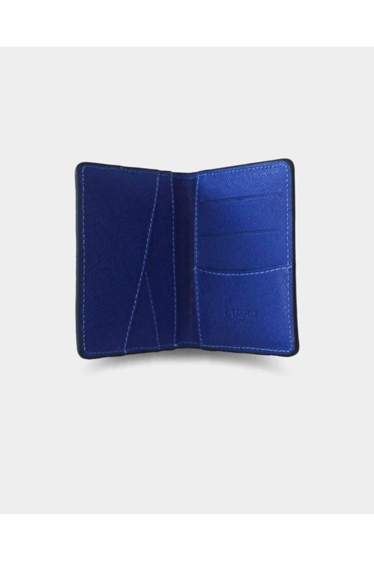 GUARD Mavi Deri Kartlık 2