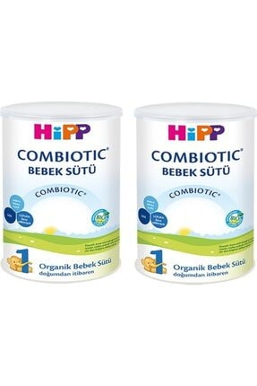 Hipp 350gr 2 Li Organic Combiotic Devam Sütü