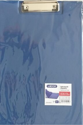 Lacco Mavi Kapaklı Dosya