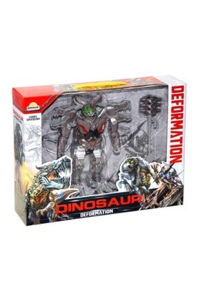 Sunman 002688 Sun-robot Transformers Dınosaur