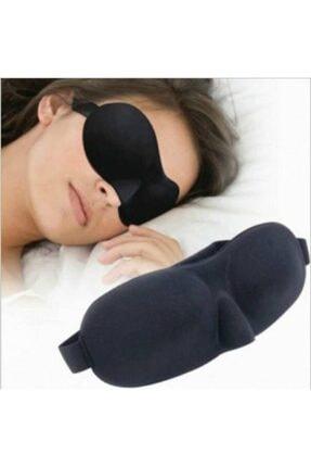 New Eco Unisex Siyah Uyku Bandı