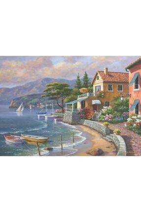 Anatolıan Cennetin Kıyısı Paradise Retreat 3000 Parça Puzzle - Yapboz