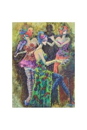 Anatolıan Renk Üçlüsü Color Trio 1000 Parça Puzzle - Yapboz