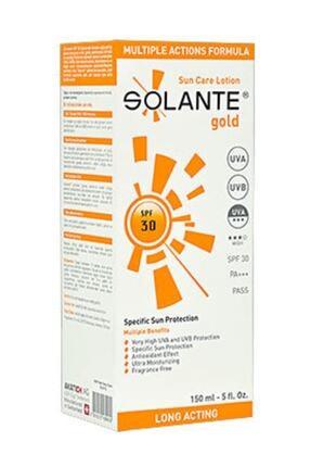 Solante Gold Spf 30+ Losyon