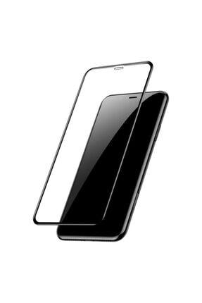 """Bufalo Iphone 12 Pro Max (6.7"""") Ekran Koruyucu Seramik Mat Nano 9d Tam Kaplama Siyah"""