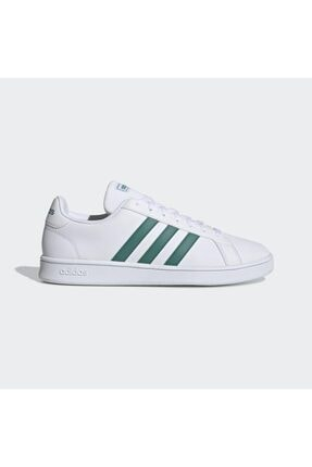 adidas Erkek Beyaz Grand Court Base Spor Ayakkabı