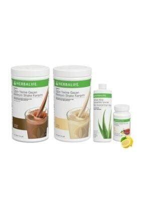 Herbalife 2 Shake 1 Çay 1 Aloe