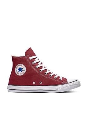 converse Chuck Taylor All Star Bordo Kadın Sneaker Ayakkabı