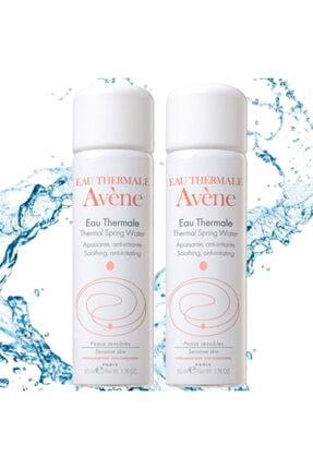 Avene Eau Thermal Spring Water 50 Ml Termal Su 2'li Avantaj Paketi
