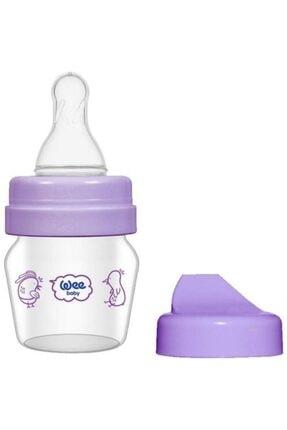 Wee Baby Mini Cam Alıştırma Bardağı 30 Ml - Mor Renk