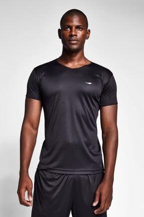 Lescon Erkek Siyah T-Shirt 20S-1221-20B