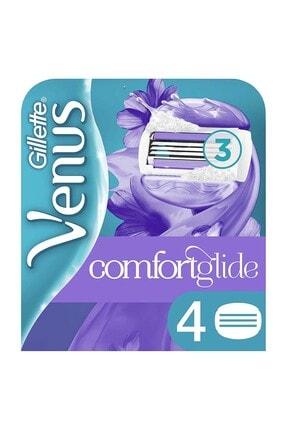 Gillette Venus Comfort Glide Breeze 4'lü Yedek Başlık