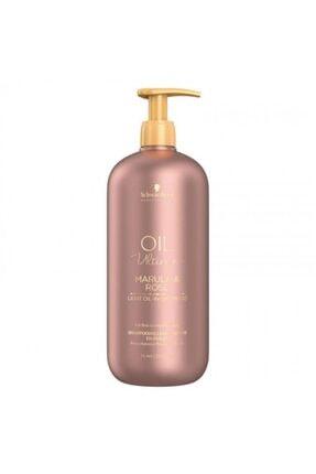 SCHWARZKOPF HAIR MASCARA Oil Ultime Marula & Rose Lıght Oil Şampuan 1000ml