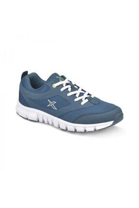 Kinetix Unisex Petrol Beyaz Unisex Fitness Ayakkabısı