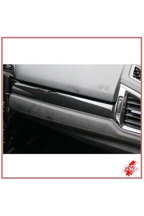 SNTGARAGE Honda Civic Fc5 Gögüs Kaplama Karbon