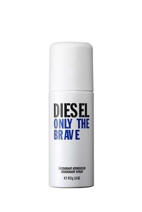 Diesel Only The Brave 97,5 G Erkek Deodorant 3605520680434