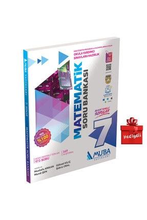 Muba Yayınları 7 Sınıf Matematik Soru Bankası 2021 Güncel Son Baskı