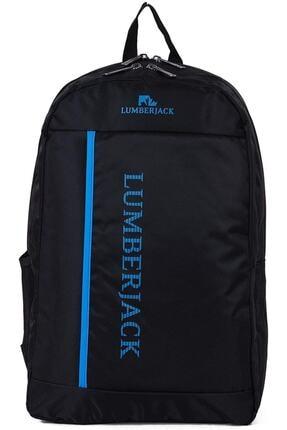 lumberjack 8681379479660 Unisex Sırt Çantası Siyah