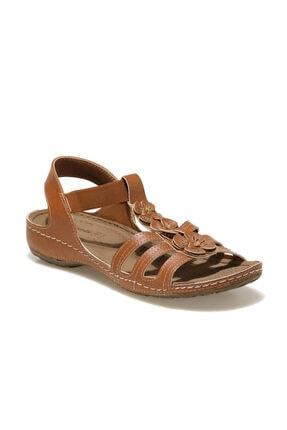 Polaris Kadın Kahverengi Sandalet 91.157362.zfas