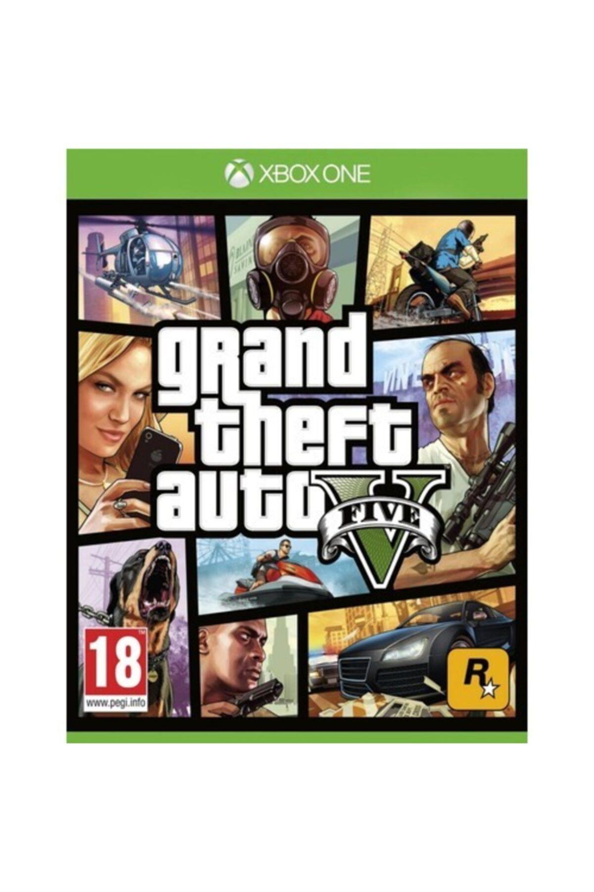RockStar Games Gta 5 Xbox One 1
