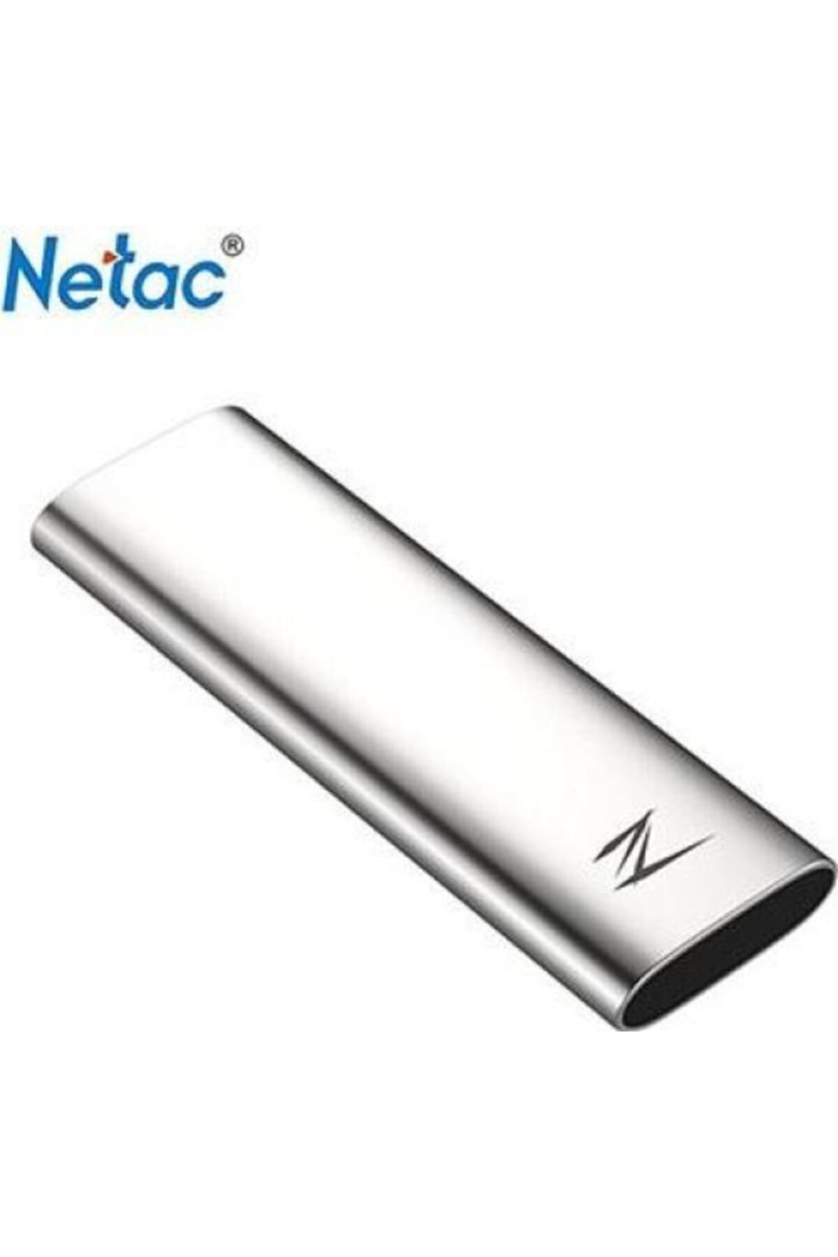 Netac Taşınabilir Ssd Z Slim 250gb 1