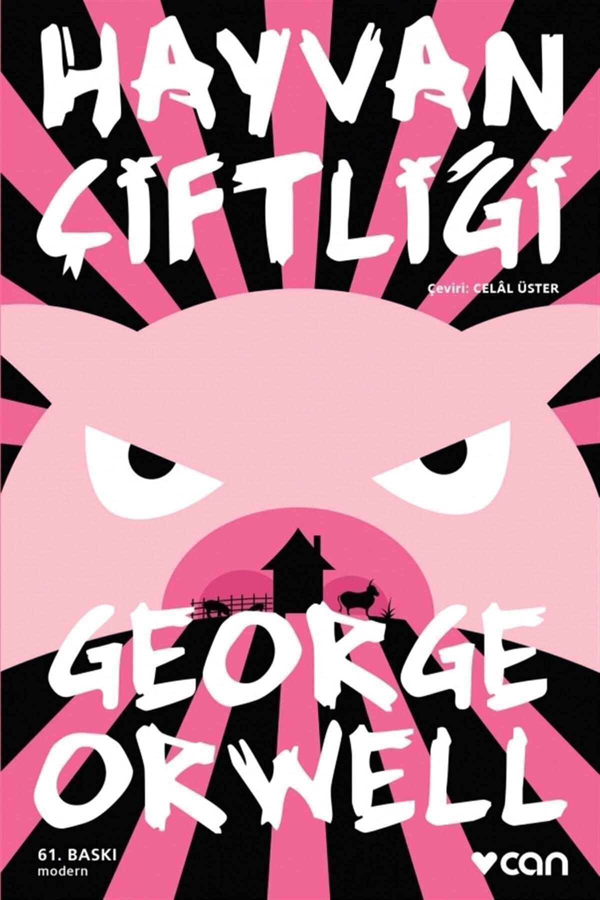 Can Yayınları Hayvan Çiftliği - George Orwell 1