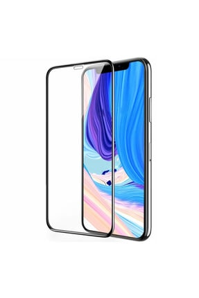 Bufalo Iphone X / Xs Ekran Koruyucu Seramik Nano 9d Tam Kaplama Siyah