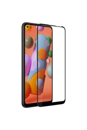 Bufalo Oppo A52 / A72 Ekran Koruyucu Seramik Nano 9d Tam Kaplama Siyah