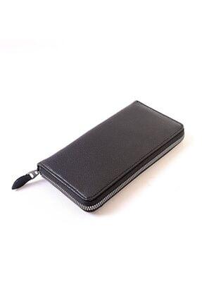 VANİLLA Telefon Bölmeli Unisex Vegan Deri Kartlık Cüzdan Xclub Model