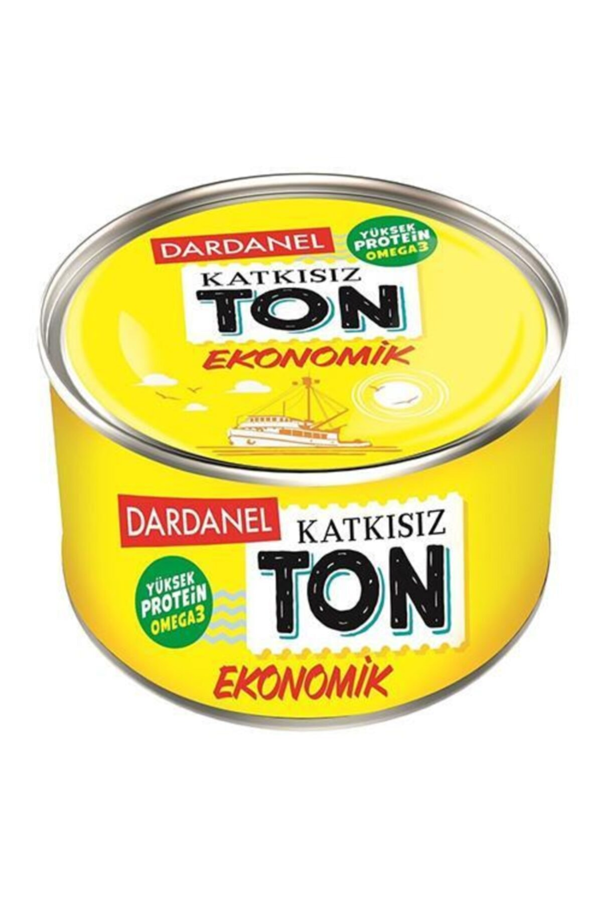 Dardanel Ton Balığı 160 Gr X 24 Adet 1