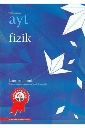 Zafer Yayınları Zafer Ayt Fizik Konu Anlatımlı