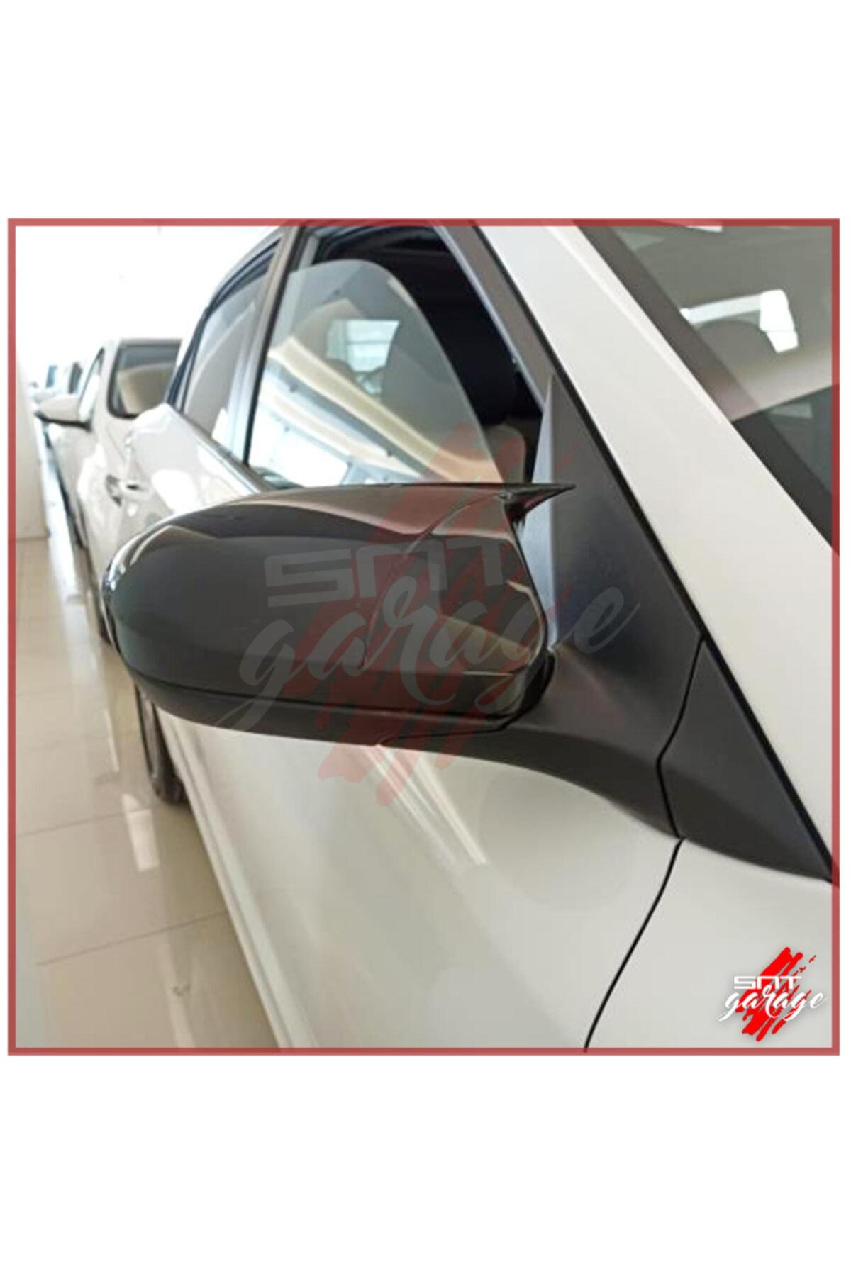 Hyundai I20 Sinyalsiz Batman Ayna Kapağı 2