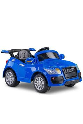 BabyHope Audi Uzaktan Kumandalı 12v Akülü Araba Mavi
