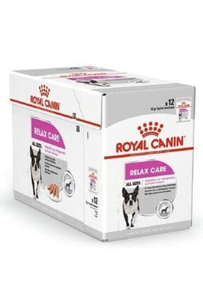 Royal Canin Pouch Relax Care Sakinleştirici Köpek Yaş Maması 85 Gr-(12 Adetx85 Gr)