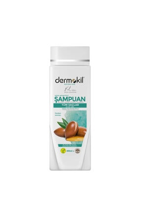 Dermokil Şamp. Argan 400ml