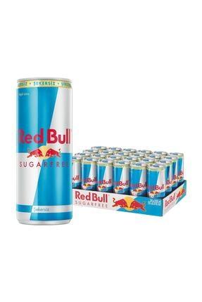 Red Bull Şekersiz Enerji Içeceği 250 Ml - 24 Adet