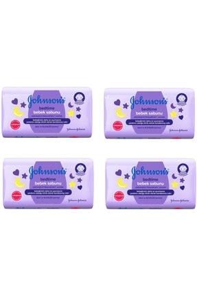 Johnson's Baby Bedtime Sabun 100 Gr 4 Lü Paket