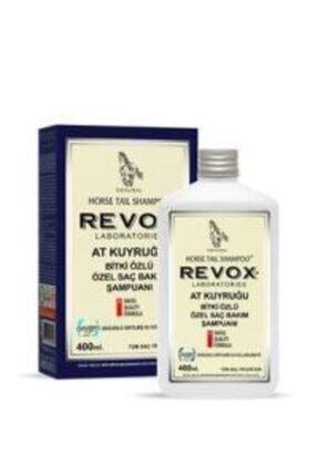 Revox At Kuyruğu Bitki Özlü Saç Bakım Şampuanı 400 Ml 869742964070