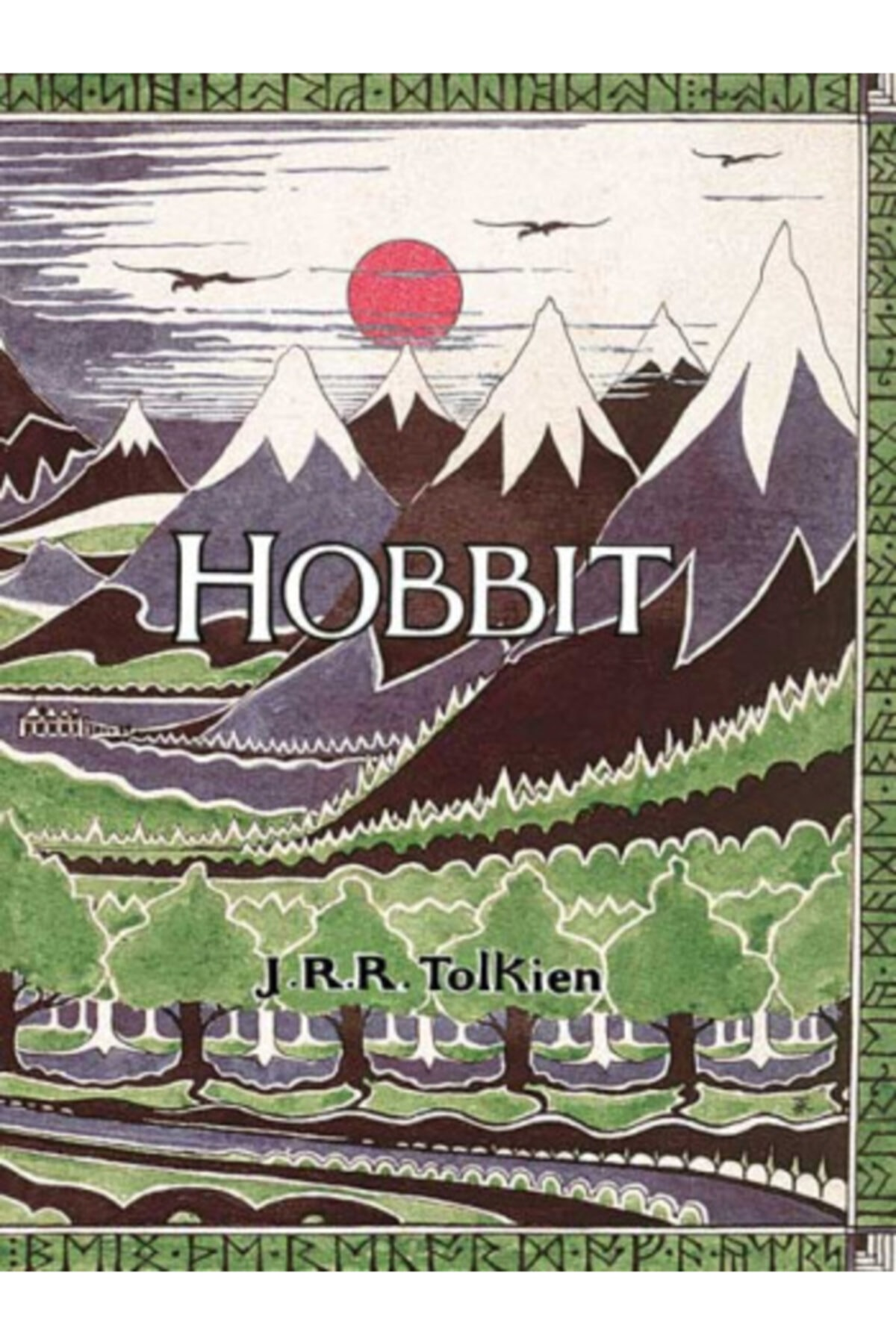 İthaki Yayınları Hobbit (özel,ciltli Baskı) - - J. R. R. Tolkien 1
