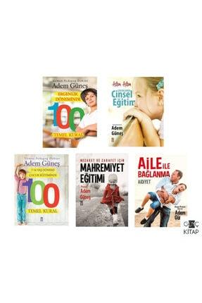 Timaş Yayınları Adem Güneş Çocukluktan Ergenliğe 5 Kitap Set