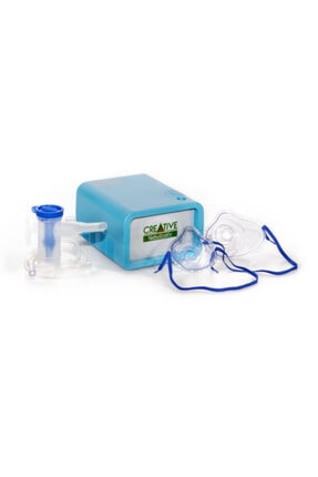 CREATIVE Kompresörlü Nebulizatör Cihazı Cr-100