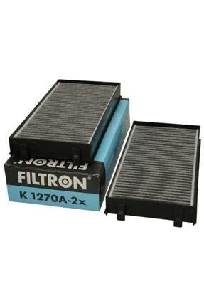 Filtron K1270a-2x Bmw E70,f15,f85 x5 , E71,e72,f16,f86 x6karbonlu Polen Filtresi