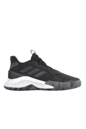 adidas Erkek Siyah Beyaz Spor Ayakkabı