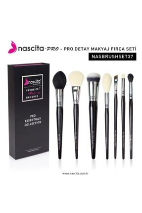 nascita Pro Essentials Collection Makyaj Fırça Seti Nasbrushset37