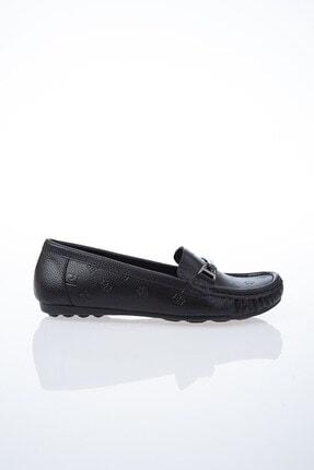 Pierre Cardin PC-50696 Siyah Kadın Ayakkabı
