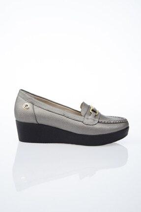 Pierre Cardin Pc-50137 Platin Kadın Ayakkabı