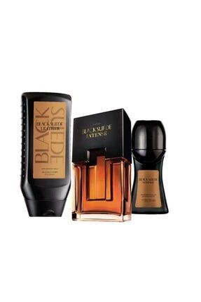 AVON Black Suede Edp 150 ml Erkek Parfüm Set 68765313