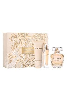 Elie Saab Le Kadın Seti Parfum Edp 90 Ml + Edp 10 Ml + 75 Ml Vücut Losyonu